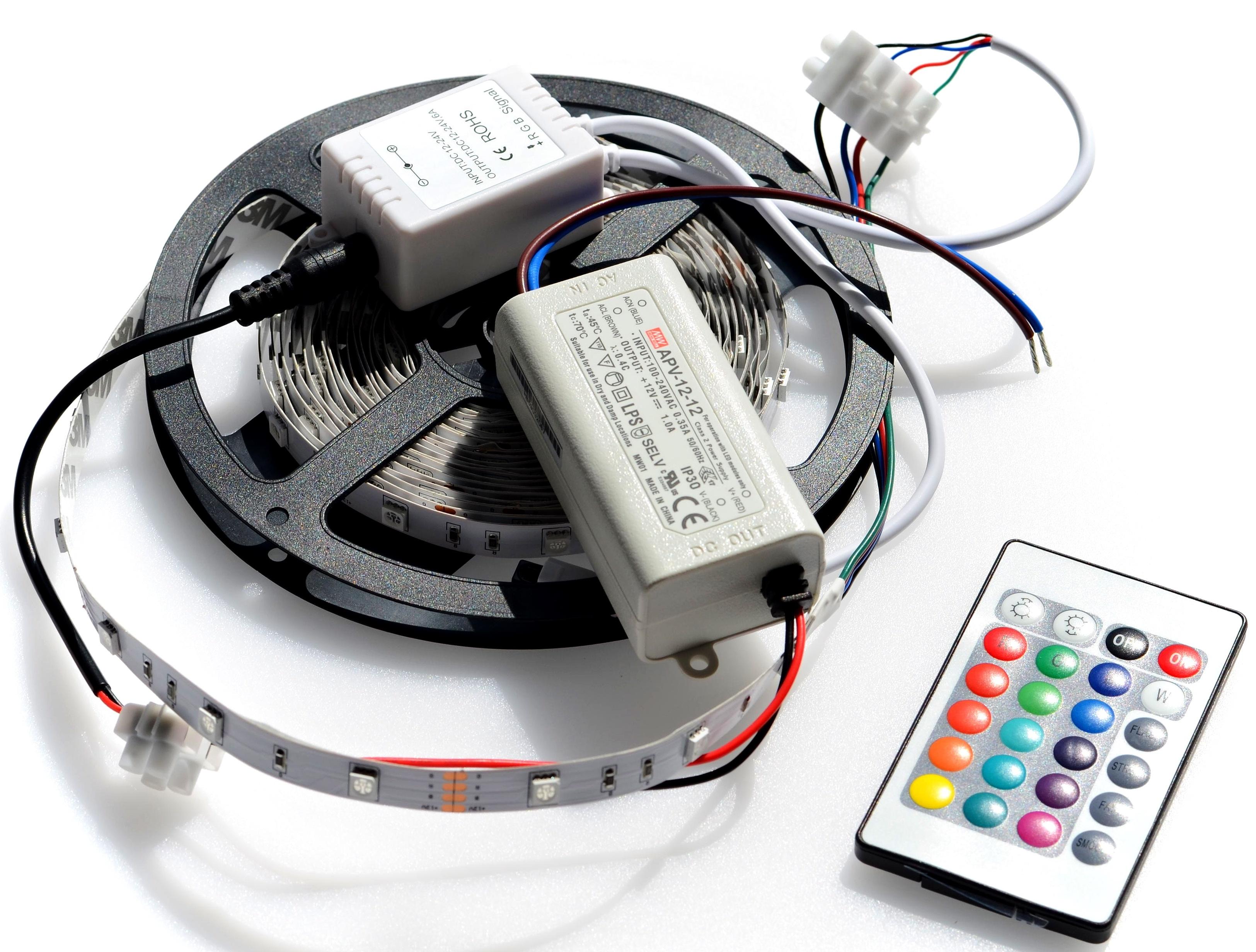 LED pásky - sety
